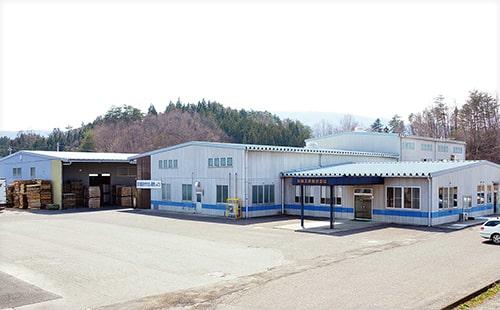 福島工場(福島県田村市)